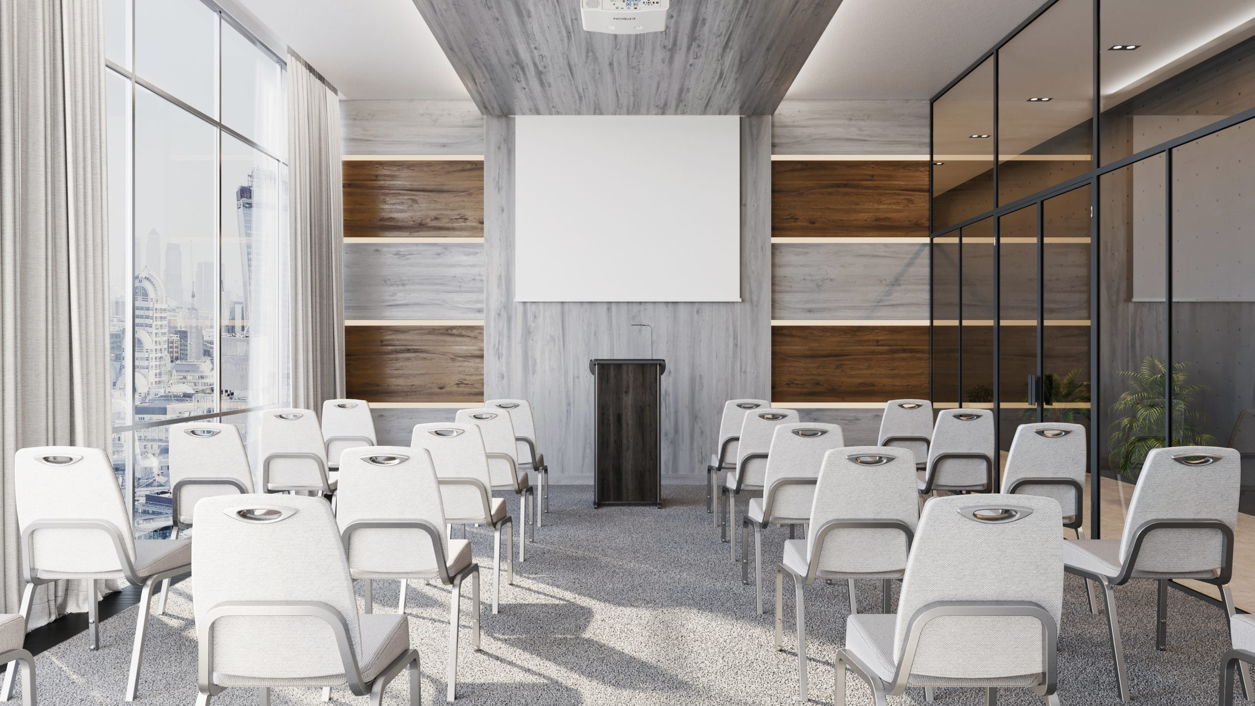 Stand Smart and Inicio meeting room